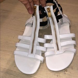 Michael Kors Caged Sandals